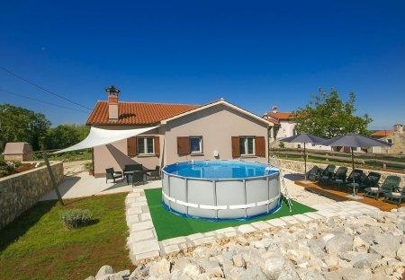 Villa in Nedešćina, Croatia