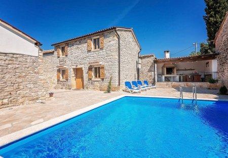 House in Mrgani, Croatia