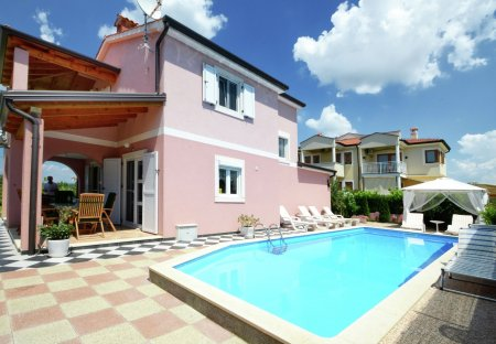 Villa in Rošini, Croatia