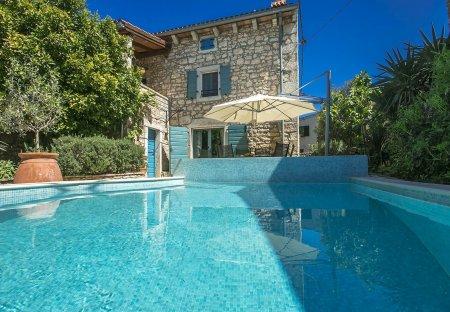Villa in Mušalež, Croatia
