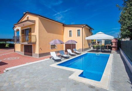 House in Bukori, Croatia
