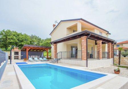 Villa in Rojci, Croatia