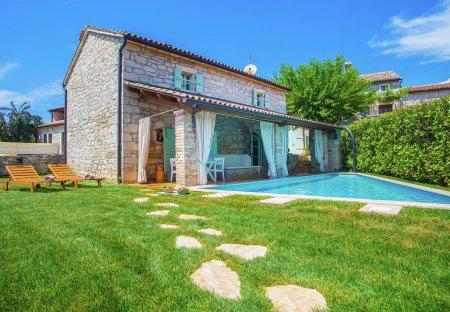 Villa in Orbani, Croatia