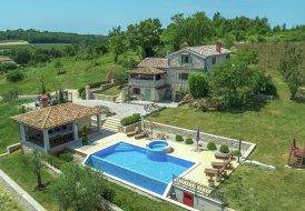 Villa in Vižinada, Croatia