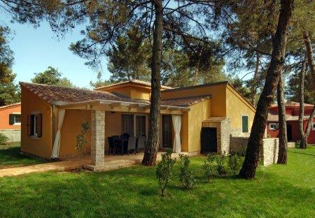 Villa in Monterol, Croatia