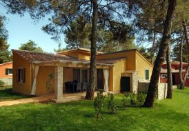 Villa in Monterol, Croatia