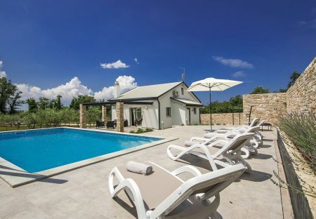 Villa in Babići, Croatia