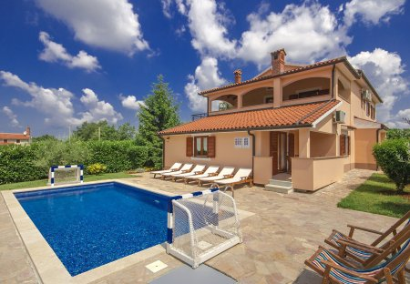 Villa in Vranići kod Višnjana, Croatia