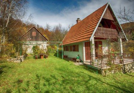 Cottage in Bužim, Croatia
