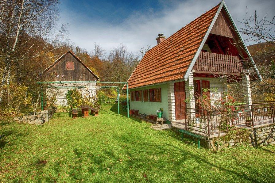 Cottage in Croatia, Bužim