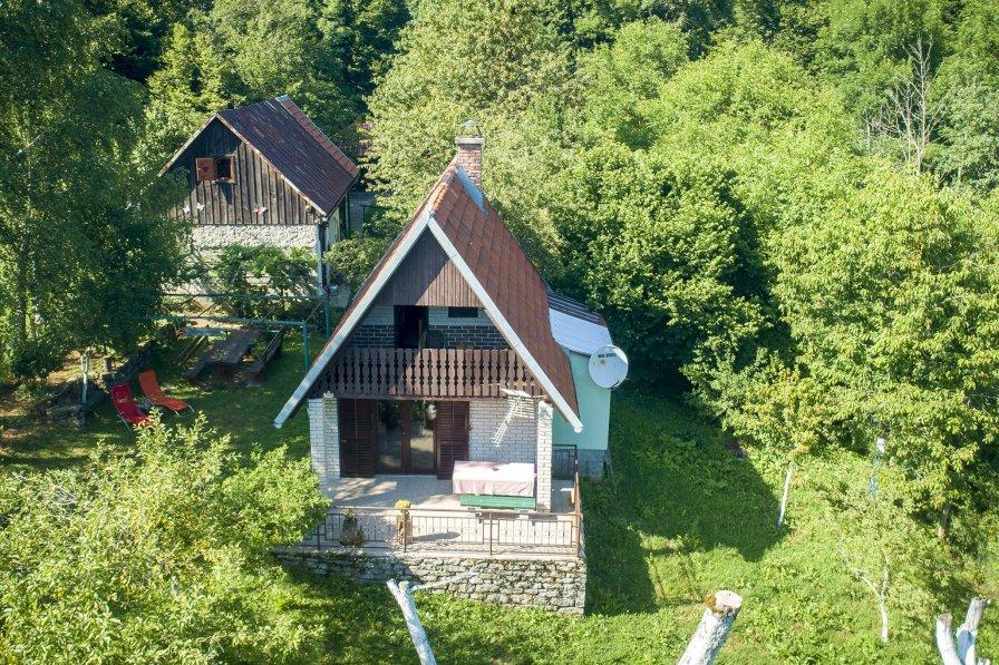 House in Croatia, Bužim