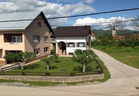 House in Lovinac, Croatia