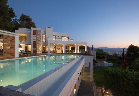 Villa in Akrotiri, Crete