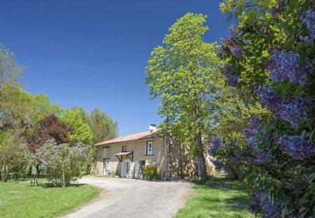 Villa in Plaigne, the South of France: La Commanderie - le