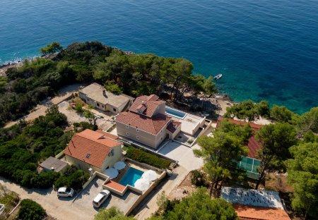 Villa in Blato, Croatia