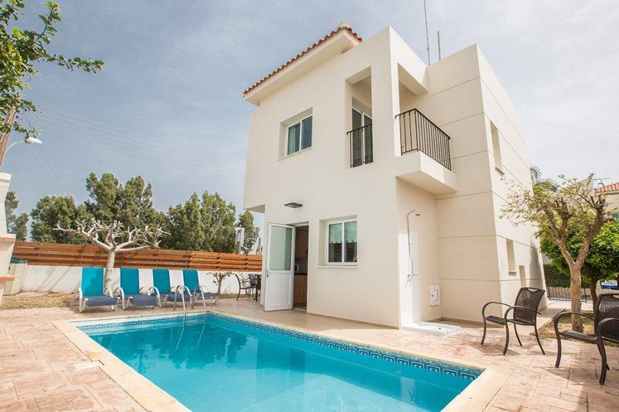 Alkioni #31, 2 Bedroom villa with private pool