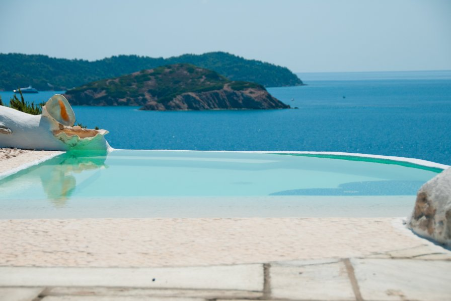 Villa in Greece, Skiathos
