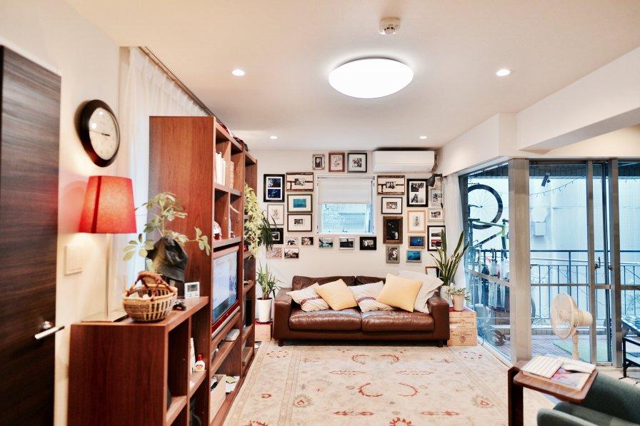 Apartment in Japan, Tokyo