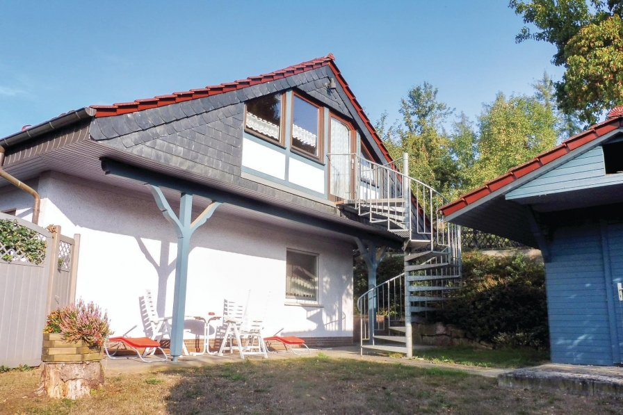 Holiday apartment in Schlitz