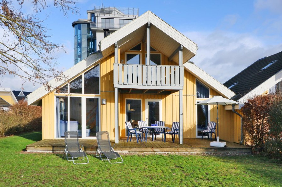 Holiday home rental in Rechlin