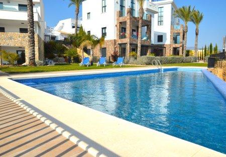 Apartment in Club de Golf Las Ramblas de Orihuela, Spain