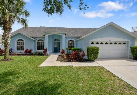 House in Orange Tree, Florida