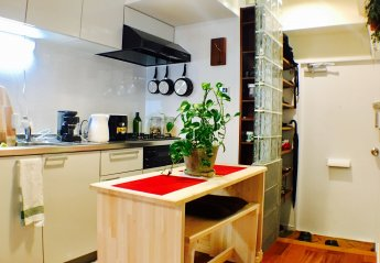 1 bedroom Apartment for rent in Tokyo