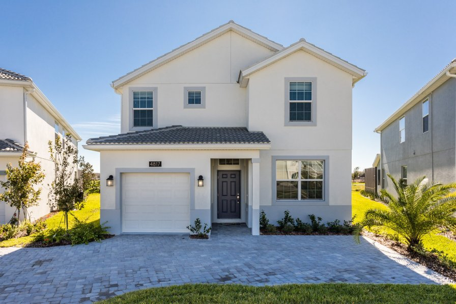 House in USA, Kissimmee