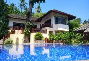 3 bedroom Villa for rent in Nathon