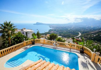 3 bedroom Villa for rent in Altea