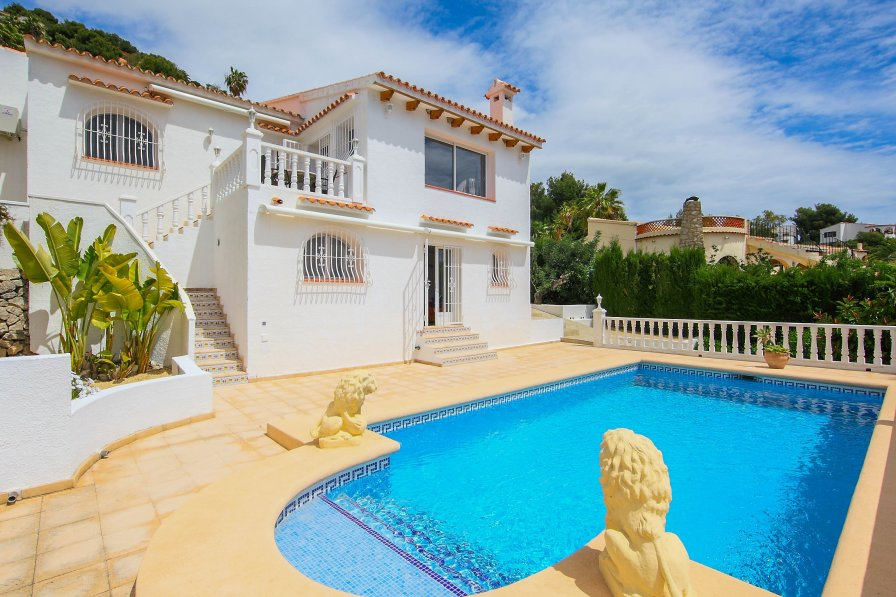 Villa in Spain, Montemar-La Vinya