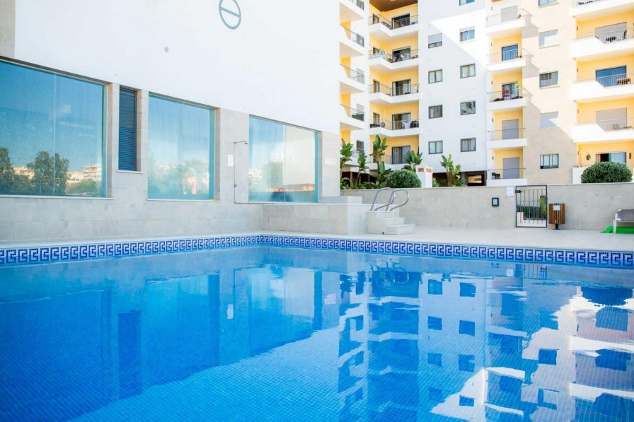 Palmeiras Top-Floor Apartment