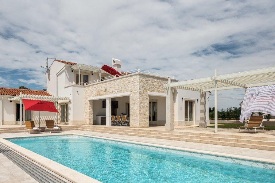Villa in Croatia, Režanci