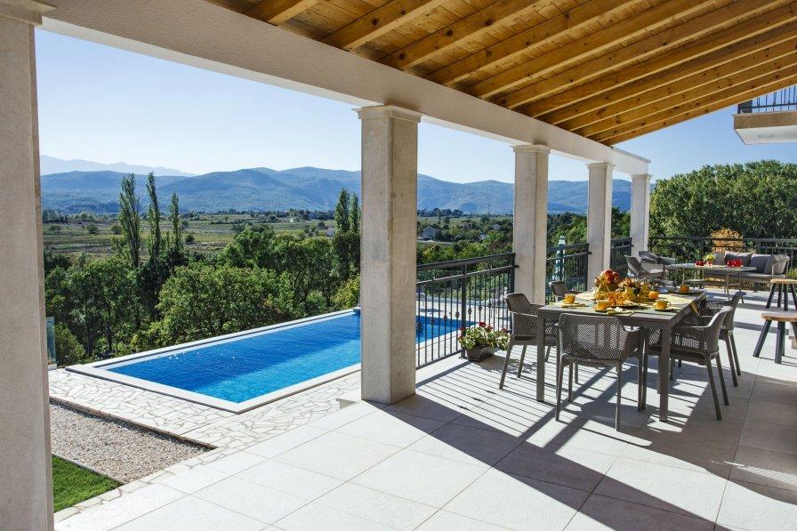 Villa in Croatia, Glavina Donja