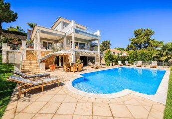 6 bedroom Villa for rent in Vale do Garrao