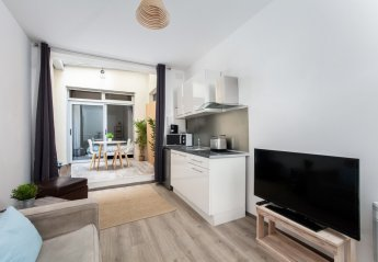1 bedroom House for rent in Marseille