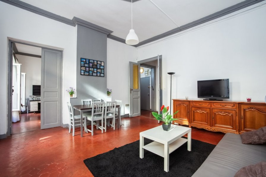 Apartment in France, Gambetta (Marseille)