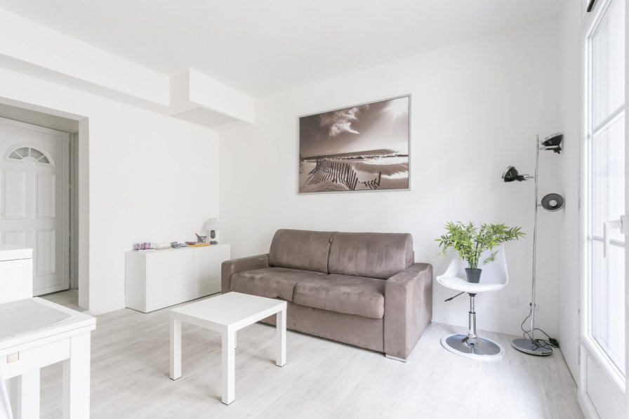 Apartment in France, Saint-Denis