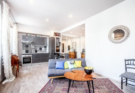 Apartment in Les Catalans, the South of France