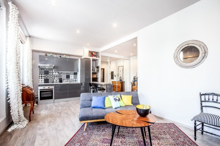Apartment in France, Les Catalans