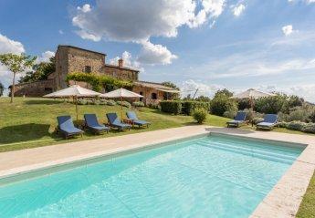 5 bedroom Villa for rent in Asciano