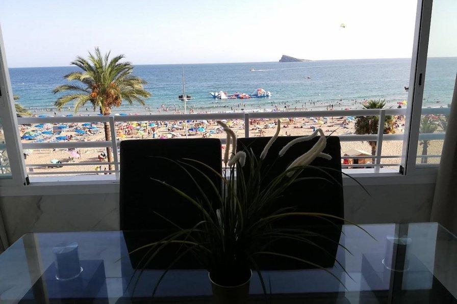 Apartment in Spain, Benidorm: dav