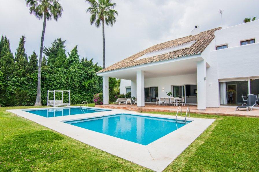Villa in Spain, Puerto Banús