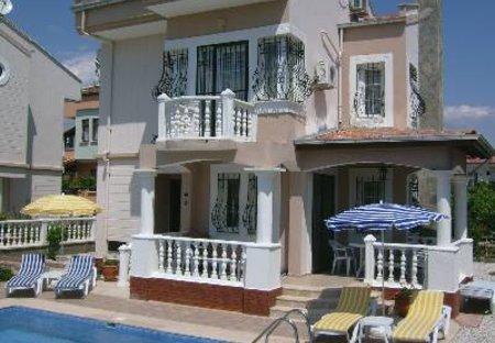 Villa in Calis, Turkey: Villa Diana