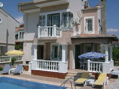 Villa in Turkey, Calis: Villa Diana