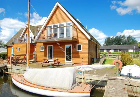 House in Horning, England