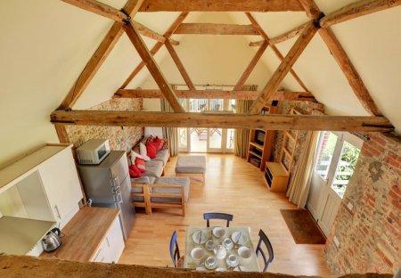 House in Briston, England