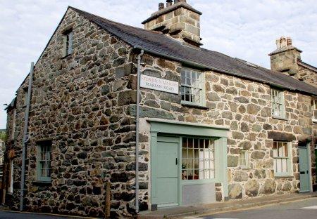 House in Dolgellau, Wales