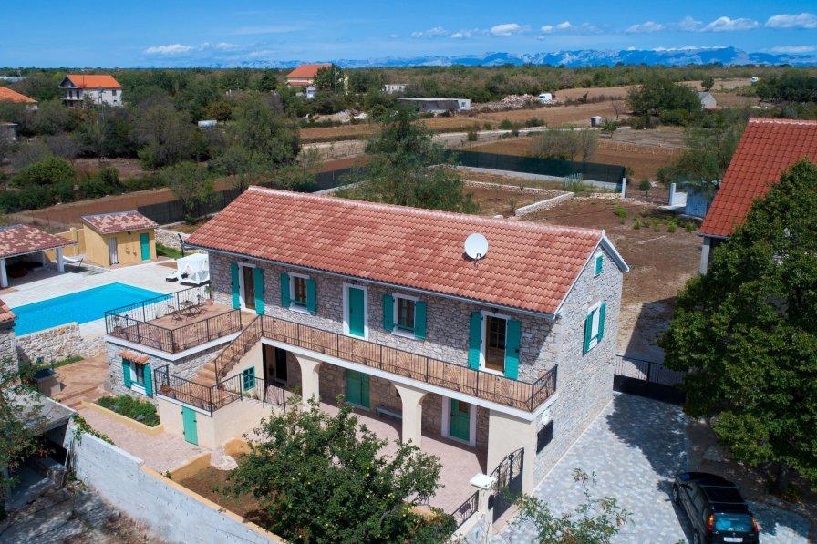 Villa in Croatia, Gornje Raštane