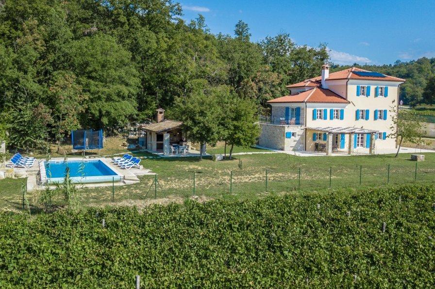 Villa in Croatia, Momjan